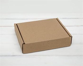 УЦЕНКА Коробка почтовая, тип Е, 22х18,5х5 см, крафт